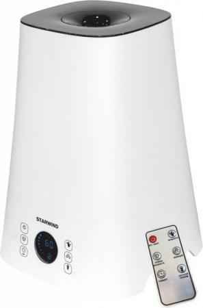 Увлажнитель воздуха Starwind SHC3531 25Вт (ультразвуковой) белый/черный цена