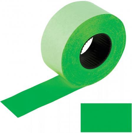 Фото - Этикет-лента 26х16 мм, прямоугольная, зеленая, комплект 5 рулонов по 800 шт., BRAUBERG, 128460 клеенка столовая l cadesi trendi прямоугольная 130 х 165 см tr140165 2010 04
