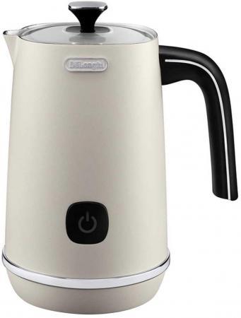 Вспениватель молока для кофемашин Delonghi EMFI.W 250мл вспениватель молока delonghi emfi bz
