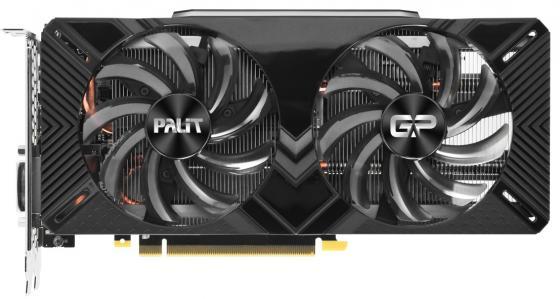 Видеокарта Palit PCI-E PA-RTX2070 Gaming Pro OC 8G nVidia GeForce RTX 2070 8192Mb 256bit GDDR6 1410/14000 DVIx1/HDMIx1/DPx2/Type-Cx1/HDCP Ret цена
