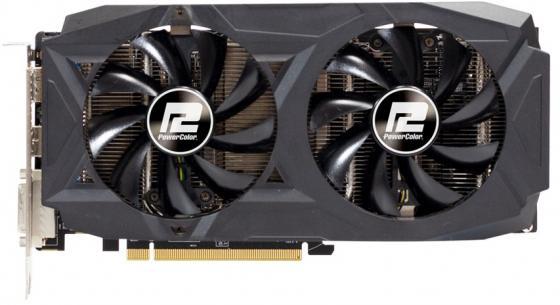 Видеокарта PowerColor Radeon RX 590 AXRX PCI-E 8192Mb GDDR5 256 Bit Retail AXRX 590 8GBD5-DHD