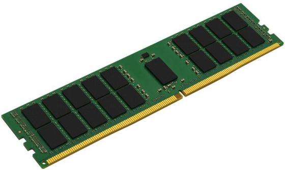 лучшая цена Память DDR4 Kingston KSM26RD4/32MEI 32Gb DIMM ECC Reg PC4-21300 CL19 2666MHz