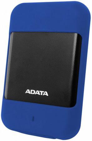 Жесткий диск A-Data USB 3.0 2Tb AHD700-2TU31-CBL HD700 DashDrive Durable (5400rpm) 2.5 синий
