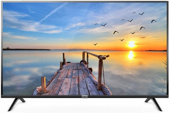 "цена на Телевизор 43"" TCL L43S6500 черный 1920x1080 60 Гц Smart TV Wi-Fi HDMI USB Bluetooth Для наушников"