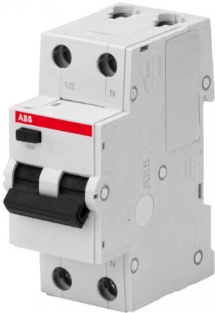 ABB 2CSR645041R1324 Выкл. авт. диф. тока, 1P+N, 32А, C, 4.5kA, 30мА, AC, BMR415C32 все цены