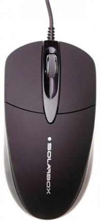 SolarBox Mou-1005 PS/2 Optical Mouse