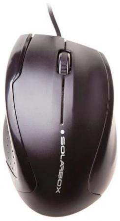 SolarBox Mou-1265 PS/2 Optical Mouse