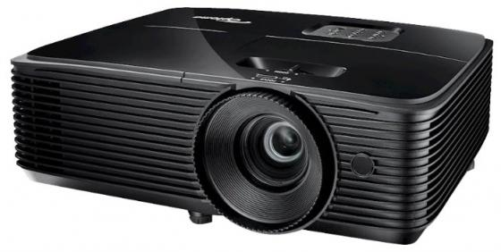 Проектор Optoma DS315e 800x600 3600 люмен 20000:1 черный E1P1A1WBE1Z2