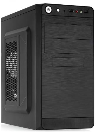 Корпус microATX Super Power Winard 5822B 600 Вт чёрный цена