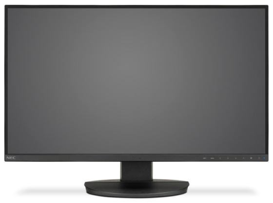 Монитор 27 NEC MultiSync EA271U черный IPS 3840x2160 350 cd/m^2 5 ms HDMI DisplayPort Аудио USB USB Type-C EA271U-BK монитор nec multisync ea271u bk