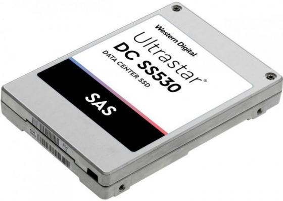 Накопитель твердотельный WD Твердотельный накопитель SSD Western Digital Ultrastar DC SS530WUSTR6480ASS204 (0B40361) 800ГБ 2.5 15мм SAS 12Гб/с (TLC) 3DWPD hdd накопитель western digital wd blue mobile 500 gb wd5000lpcx