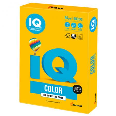 Цветная бумага IQ Бумага IQ color SY40 A3 500 листов