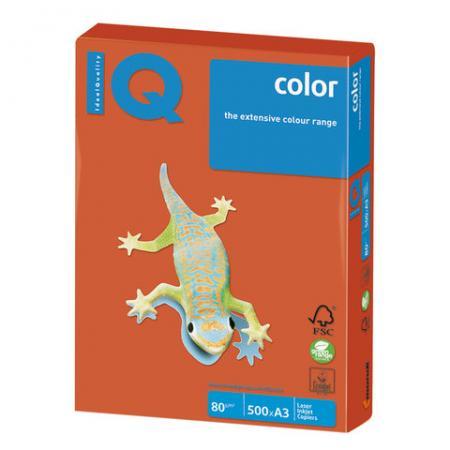 Цветная бумага IQ Бумага IQ color,ZR09 A3 500 листов все цены