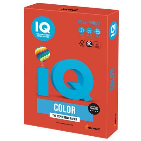 Цветная бумага IQ Бумага IQ color,CO44 A4 250 листов все цены
