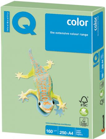 Цветная бумага IQ MG28 A4 250 листов