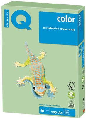 Цветная бумага IQ MG28 A4 100 листов