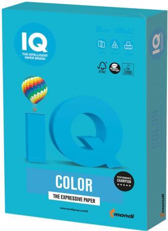 Цветная бумага IQ AB48 A4 100 листов