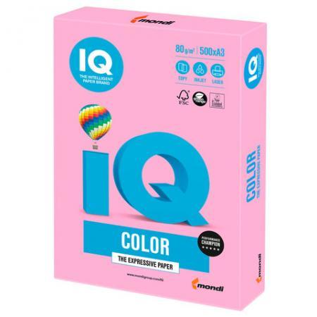 Цветная бумага IQ Бумага IQ color, NEOPI A3 500 листов все цены