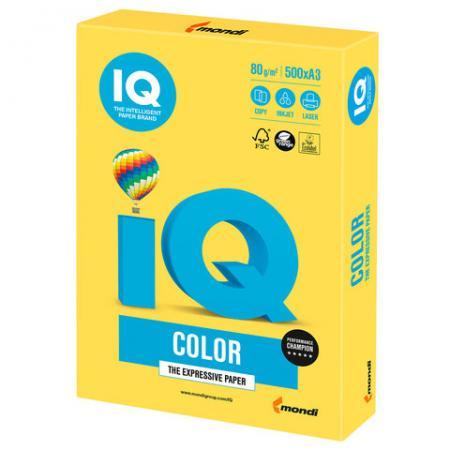 Цветная бумага IQ Бумага IQ color,CY39 A3 500 листов