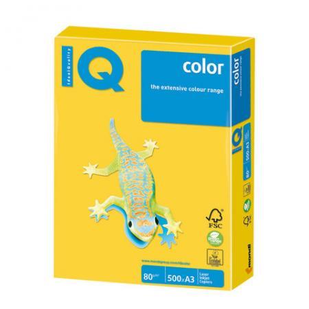 Цветная бумага IQ Бумага IQ color IG50 A3 500 листов все цены