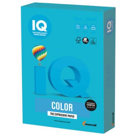 Цветная бумага IQ Бумага IQ color, AB48 A4 250 листов