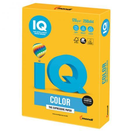 Цветная бумага IQ Бумага IQ color,SY40 A4 250 листов