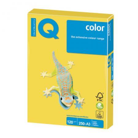 Цветная бумага IQ Бумага IQ color, CY39 A3 250 листов