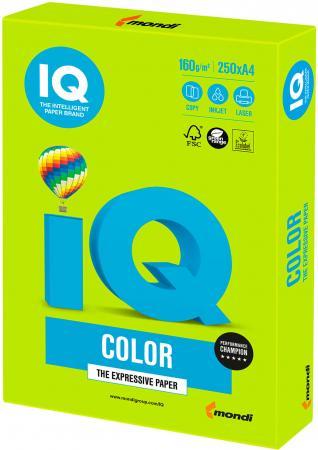Цветная бумага IQ LG46 A4 250 листов цены онлайн