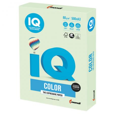Цветная бумага IQ Бумага IQ color,GN27 A3 500 листов все цены