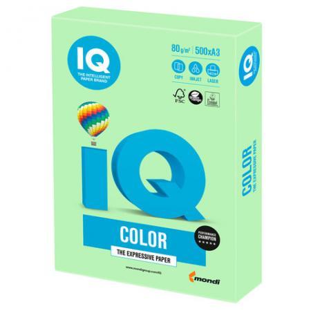 Цветная бумага IQ Бумага IQ color , MG28 A3 500 листов