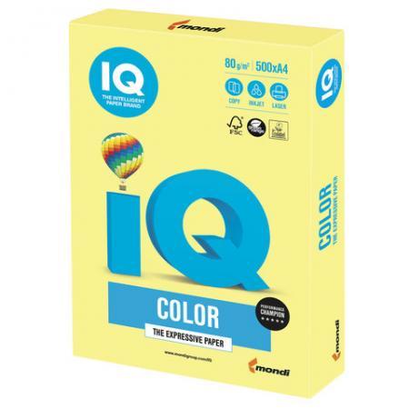 Цветная бумага IQ Бумага IQ color ZG34 A3 500 листов все цены
