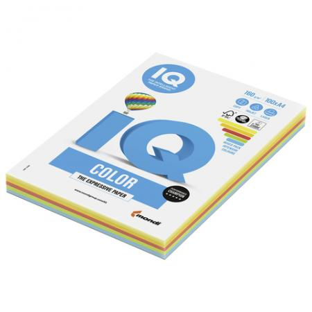 Цветная бумага IQ Бумага IQ color RB02 A4 100 листов все цены