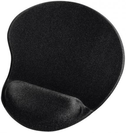 Фото - Коврик для мыши Hama Ergonomic черный коврик для мыши hama ergonomic черный [00054779]