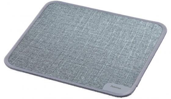 Коврик для мыши Hama Textile Design серый