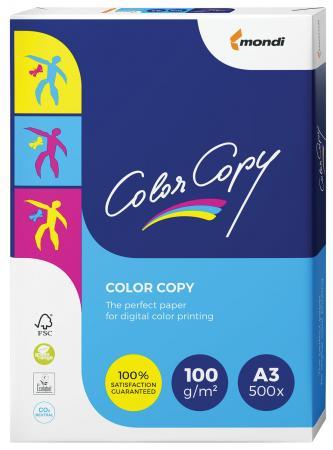 Фото - Бумага COLOR COPY, А3, 100 г/м2, 500 л., для полноцветной лазерной печати, А++, Австрия, 161% (CIE) бумага color copy srа3 280 г м2 150 л для полноцветной лазерной печати а австрия 161% cie