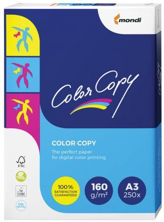 купить Бумага COLOR COPY, А3, 280 г/м2, 150 л., для полноцветной лазерной печати, А++, Австрия, 161% (CIE) по цене 1370 рублей