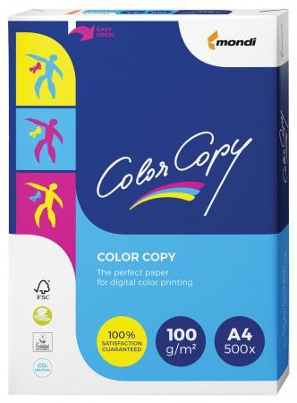 купить Бумага COLOR COPY, А4, 280 г/м2, 150 л., для полноцветной лазерной печати, А++, Австрия, 161% (CIE) по цене 690 рублей