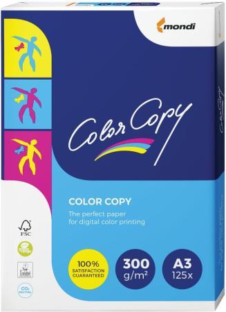 Фото - Бумага COLOR COPY, А3, 300 г/м2, 125 л., для полноцветной лазерной печати, А++, Австрия, 161% (CIE) бумага color copy srа3 280 г м2 150 л для полноцветной лазерной печати а австрия 161% cie