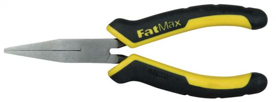 """Stanley плоскогубцы комбинированные """"fatmax flat nose"""" 150мм (0-84-495)"""