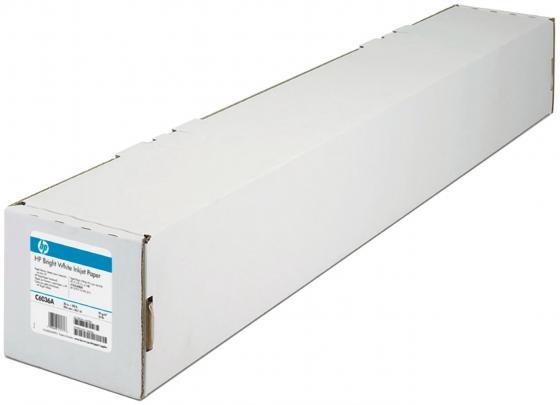 Фото - Рулон для плоттера, 610 мм х 45 м х втулка 50,8 мм, 90 г/м2, белизна CIE 168%, Bright White InkJet HP C6035A silca зубная паста crystal white 100 г