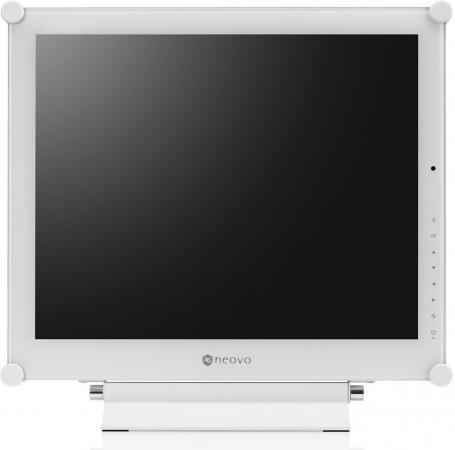 Монитор 19 Neovo X-19E белый TN 1280x1024 250 cd/m^2 3 ms DVI DisplayPort HDMI VGA Аудио X-19E WHITE монитор 17 dell e1715s черный tn 1280x1024 250 cd m^2 5 ms displayport vga 1715 8107