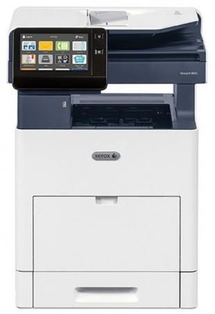 Фото - МФУ Xerox VersaLink B605S мфу xerox versalink b605s белый синий