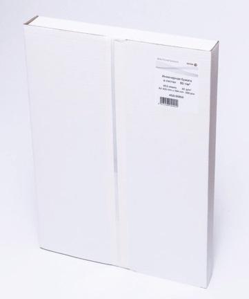 Фото - Бумага широкоформатная XEROX XES, А2, инженерная, 420х594 мм, 500 л., 80 г/м2, белизна CIE 168%, 453L90868 бумага офисная а4 класс а iq ultra 80 г м2 500 л сыктывкар белизна 168% cie
