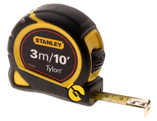 STANLEY stanley tylon tape 3m m/e bulk 13mm 1-30-686 стоимость