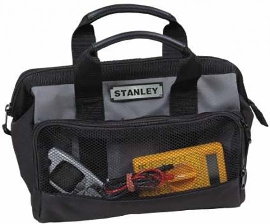 """Stanley сумка для инструмента нейлоновая черно-серая (512100) 12"""" / 30 x 13 25cm (1-93-330)"""