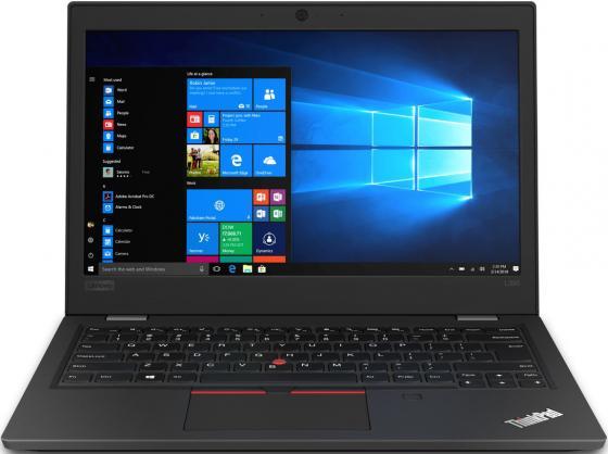 "Ноутбук Lenovo ThinkPad L390 13.3"" 1920x1080 Intel Core i7-8565U 512 Gb 16Gb Bluetooth 5.0 Intel UHD Graphics 620 черный Windows 10 Professional 20NR001ERT ноутбук lenovo thinkpad t540p core i7 4710mq 12gb 1tb 16gb dvd rw intel hd graphics 4600 15 6 черный"