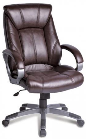Кресло офисное BRABIX Maestro EX-506, экокожа, коричневое, 530878 brabix maestro ex 506 коричневый