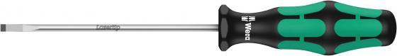 отвертка WERA WE-110002 Шлицевая, 0.6 x 3.5 x 125 mm