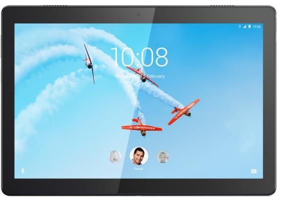 Планшет Lenovo TAB M10 TB-X605L 10.1 16Gb Black Wi-Fi 3G Bluetooth LTE Android ZA490002RU