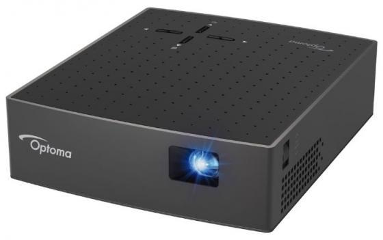 Проектор Optoma LV130 854х480 300 люмен 100000:1 черный E1P2A2GBE1Z1 цена и фото